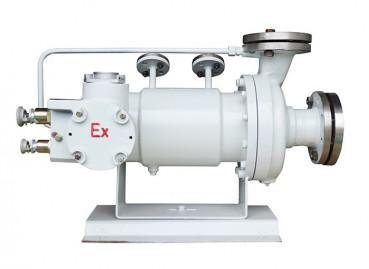 屏蔽泵-基本型(JF型)